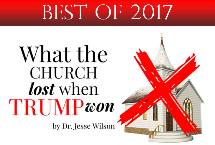 What The Church Lost When Trump Won