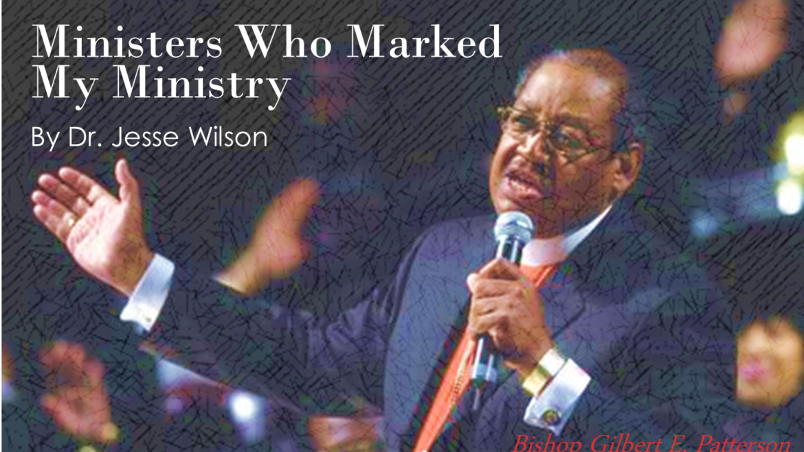 Ministers Who Marked My Ministry