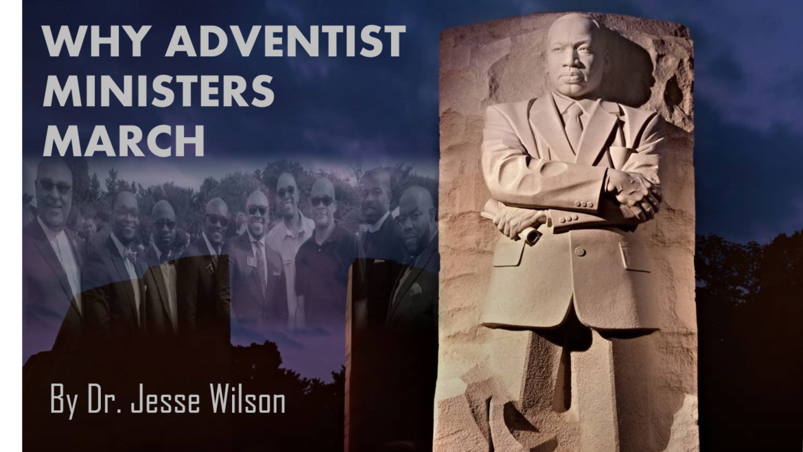 Why Adventist Ministers March