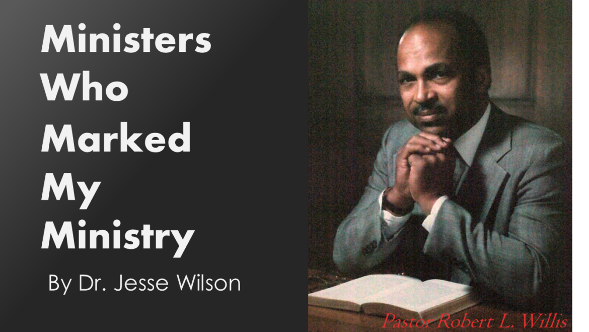 Ministers Who Marked My Ministry II