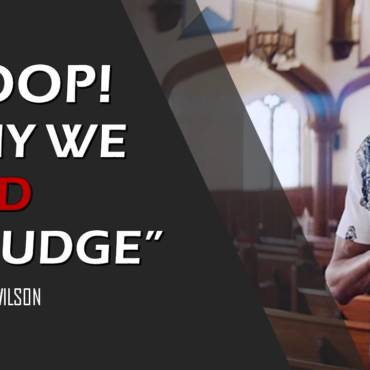 "Snoop! ""Why We Need To Judge"""