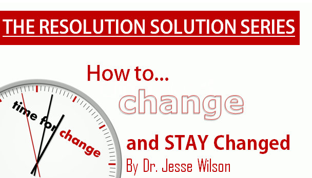 How to Change and STAY Changed