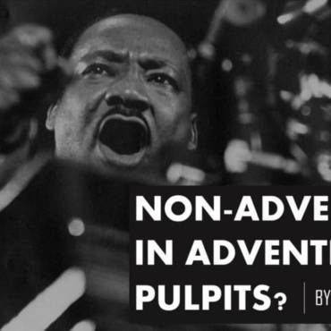 Non-Adventists in Adventist Pulpits?